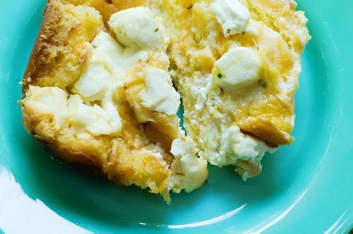 Breaking the recipe rut: Sleepin' In Omelette