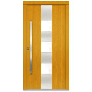 Drzwi drewniane Fotyna