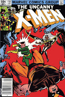 X-men #158 cover image