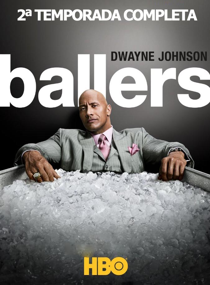 Ballers 2ª Temporada Torrent - HDTV 720p Dual Áudio