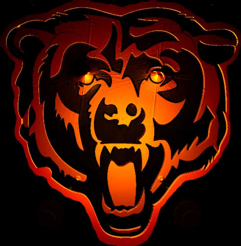 Everything About All Logos: Chicago Bears Logo Pictures