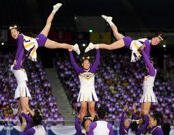 college cheerleading scholarships