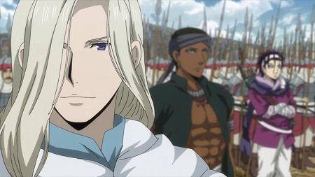 Arslan Senki Episode 15 Subtitle Indonesia