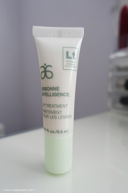 arbonne, arbonne intelligence, arbonne intelligence lip treatment, arbonne intelligence lip treatment review, product for dry lips, lip treatment