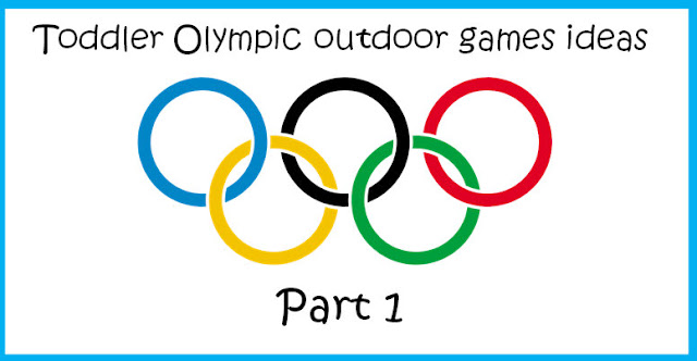 10 Olympic Crafts and Activities from It's Playtime! - The ...