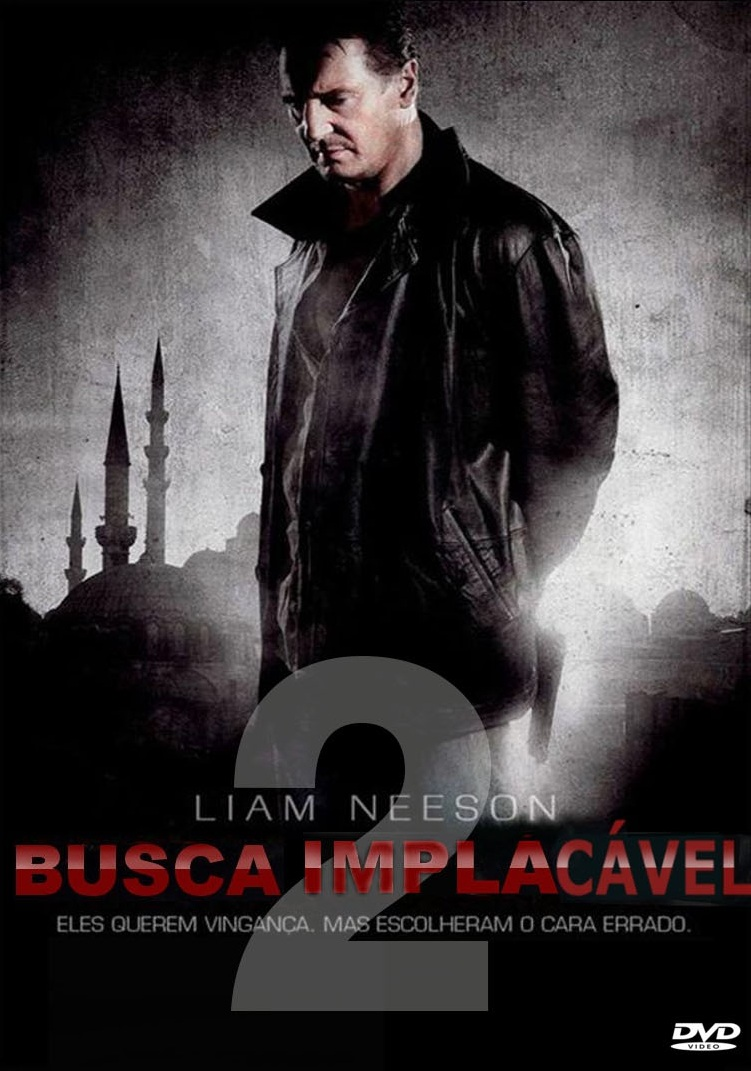 Busca Implacável 2 – Dublado (2012)