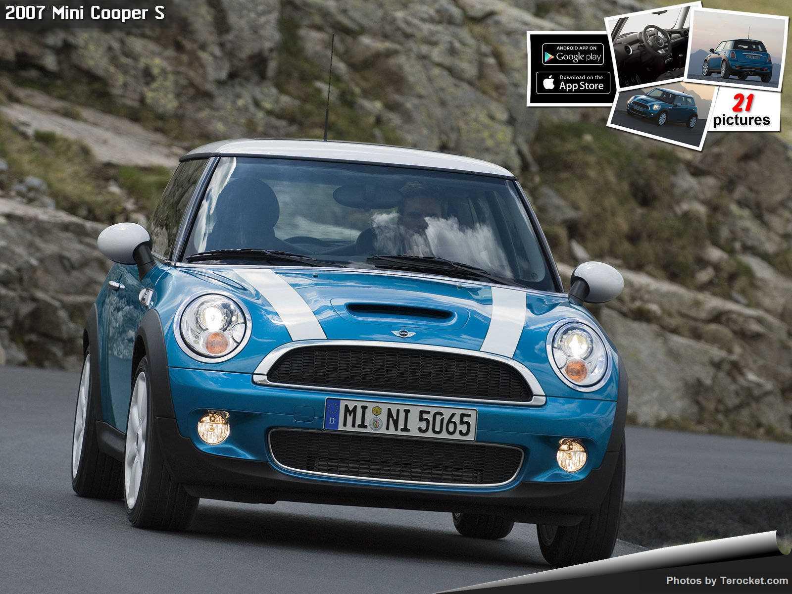 Hình ảnh xe ô tô Mini Cooper S 2007 & nội ngoại thất