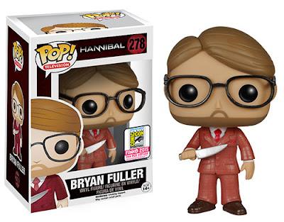 San Diego Comic-Con 2015 Exclusive Bryan Fuller Hannibal Pop! Vinyl Figure by Funko