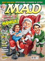 MAD (ed. Panini) - Textos e cartuns (2008 - 2009)