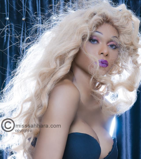 Photo : Nigerian Transgender looking hot!