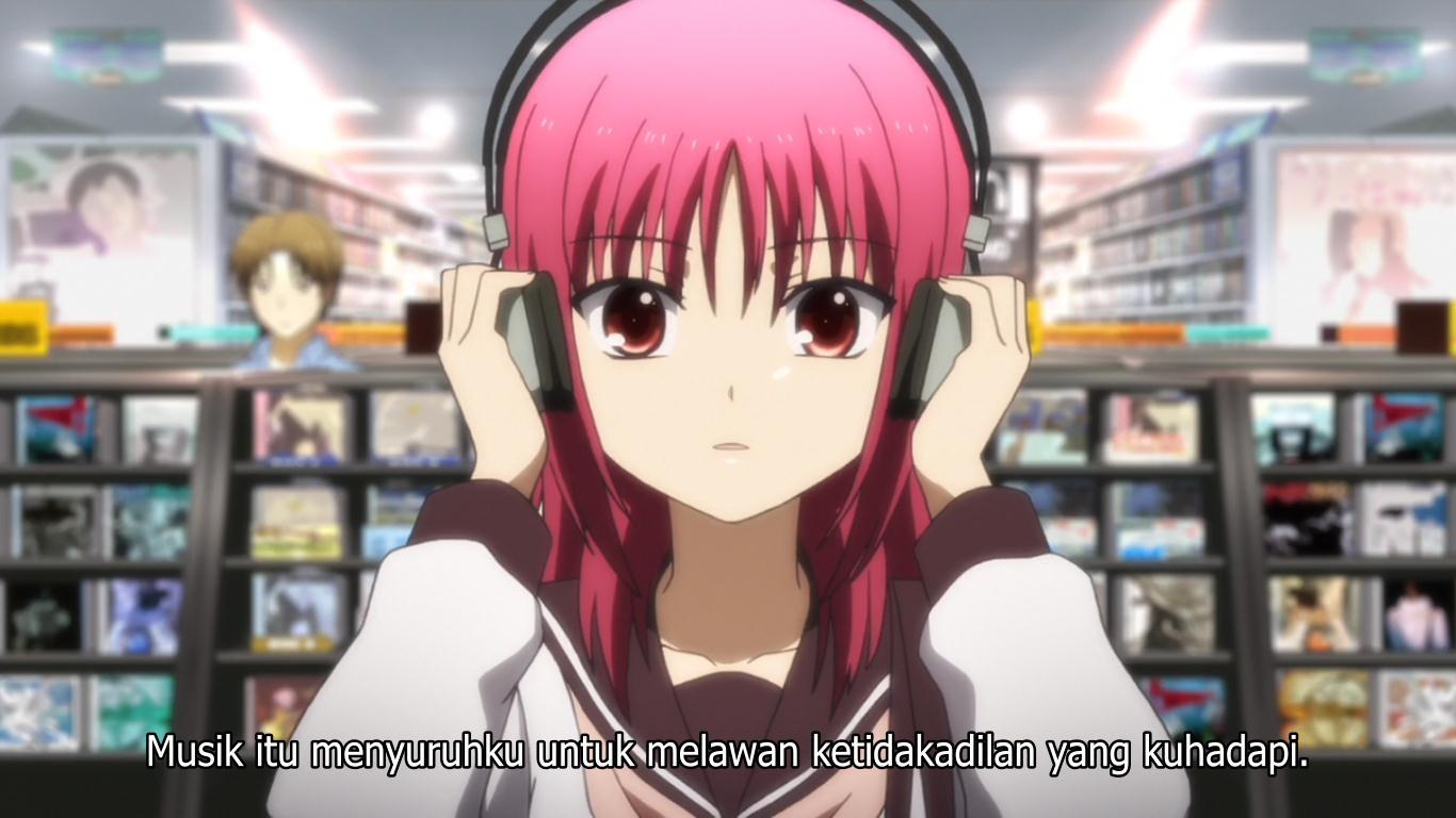 Kata Lucu Anime