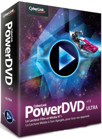PowerDVD 13 Ultra Espaol CyberLink Reproductor HD