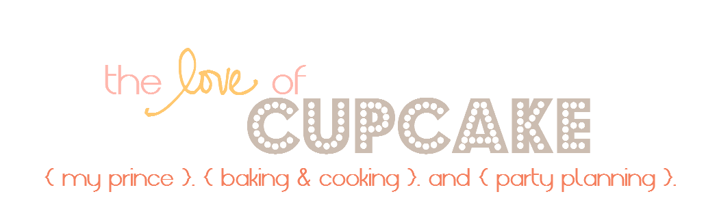 The Love of Cupcake Blog