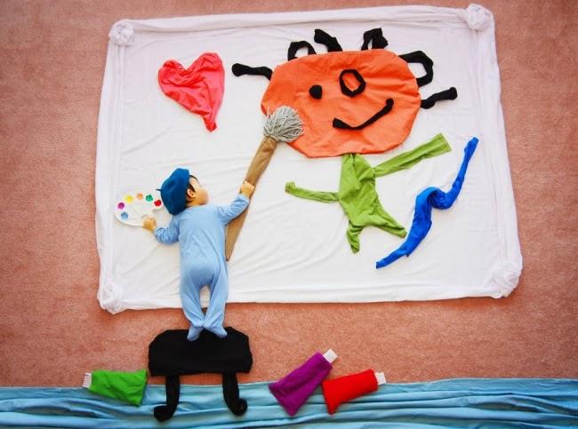 Мир сладких детских грез