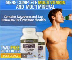 mineral formula, wellness herbs, prostate health