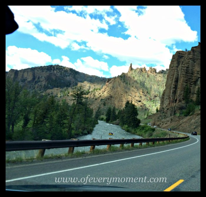 driving, the Western US
