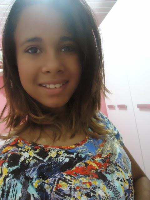 MARIA EDUARDA ( Minha Neta )