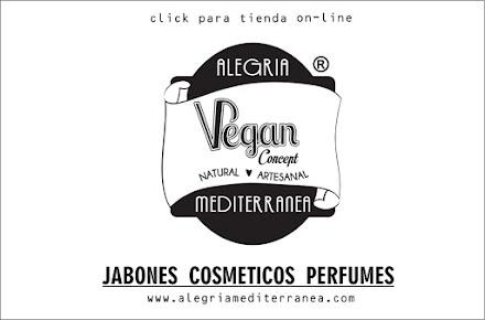 ALEGRIA MEDITERRANEA - CLICK PARA SHOP TIENDA BOTIGA ON-LINE