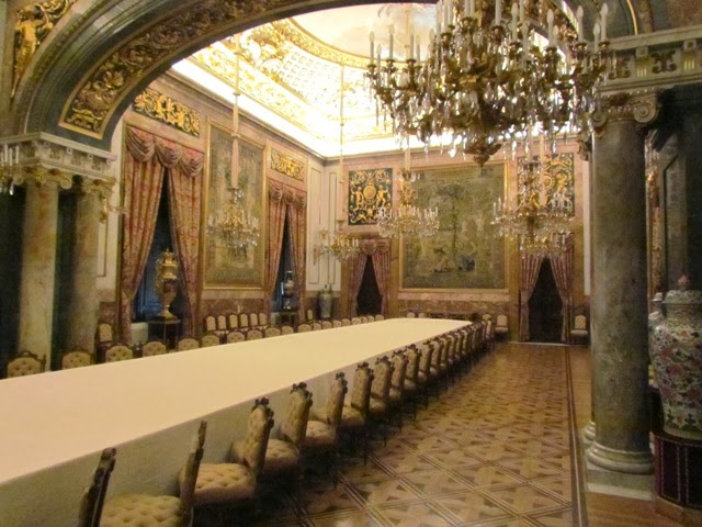 La tavolozza del gusto di dracopulos giorgio al palacio for Sala 0 palacio de la prensa
