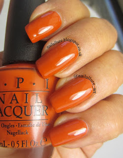 OPI It's A Piazza Cake OPI 2015 Venice Collection Swatch