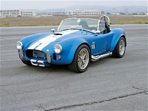Ford Shelby Cobra 1963