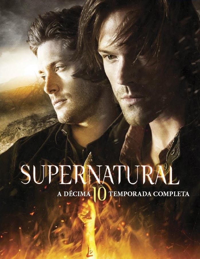 Sobrenatural 10ª Temporada Torrent - Blu-ray Rip 720p Dual Áudio (2015)