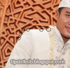 foto wedding hasil edit foto tool lasso agar didapat area masking foto ...