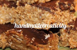 torta biscotti cocco cioccolato