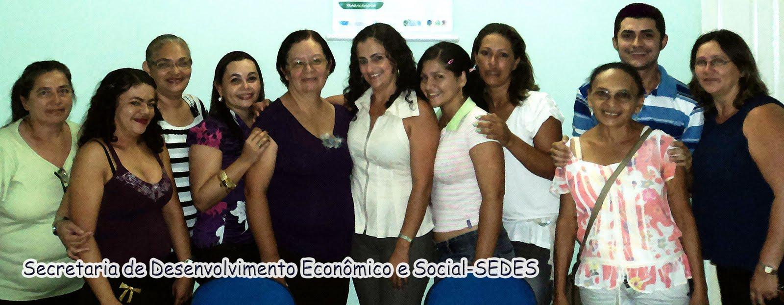 Secretaria de Desenvolvimento Econômico e Social