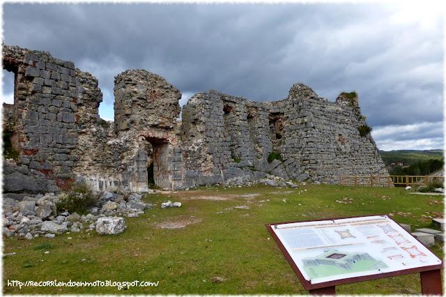 Ruinas castillo-palacio San Leonardo de Yagüe