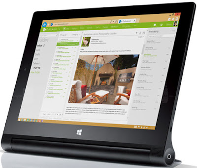 Lenovo Yoga Tablet 2 8.0 Complete Specs and Features