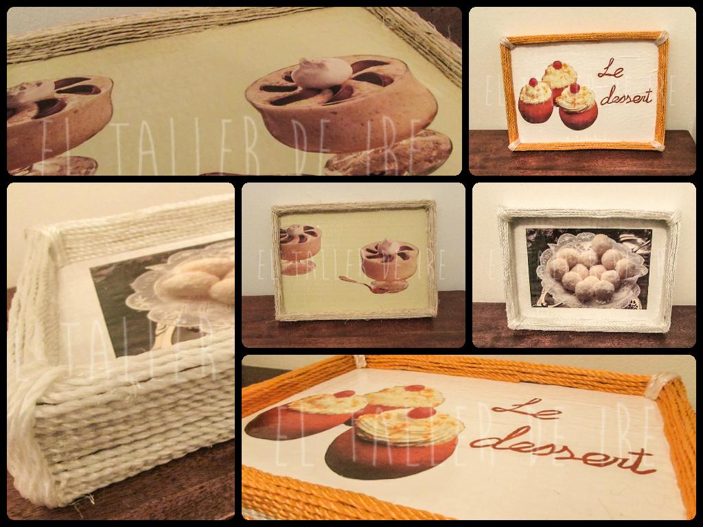 http://eltallerdeire.blogspot.com/2014/01/bandejas-de-carton-y-cuerda.html