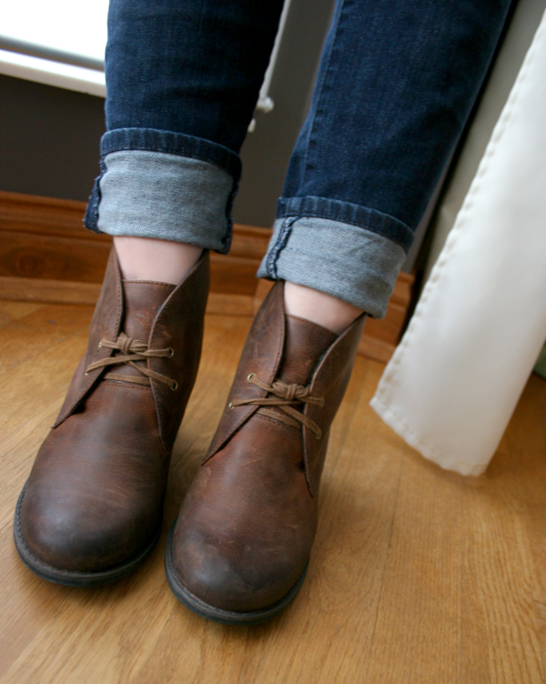 Clarks Shoes Outfit