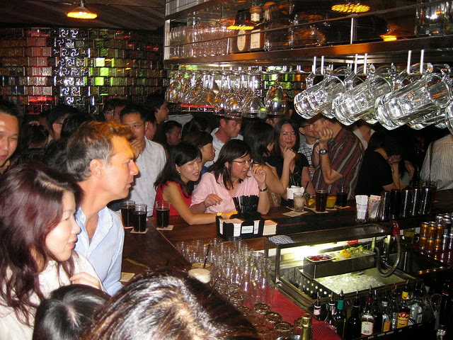 Best Bars In Singapore
