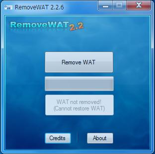 Remove WAT v2.2.6