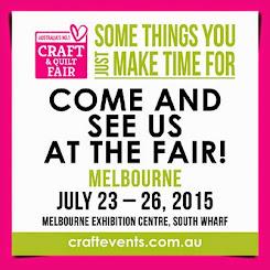Melbourne Craft & Quilt Fair