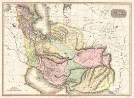 در سال 1811 نقشه مستقل بلوچستان