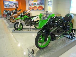 Kumpulan Daftar Harga Motor Kawasaki Terbaru