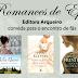 Evento da Editora Arqueiro em Campinas - Romances de Época