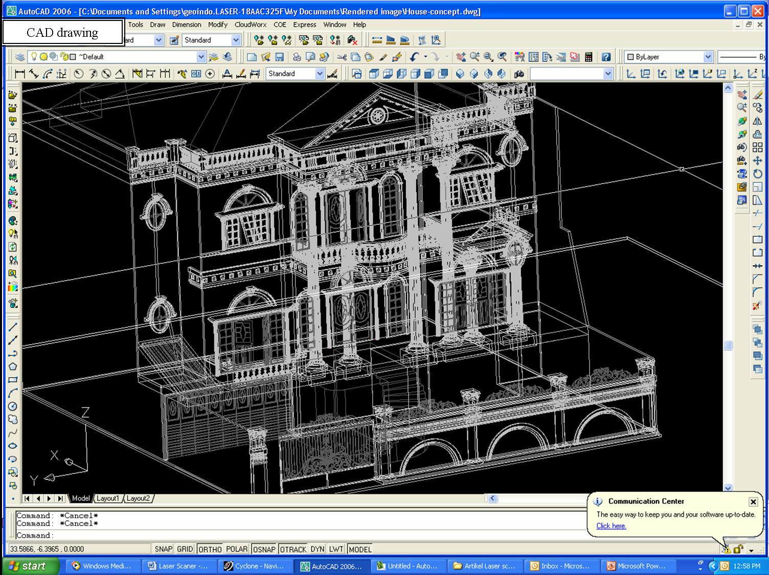 how to learn autocad 3d 2010