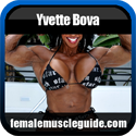 Yvette Bova Female Bodybuilder Thumbnail Image 1