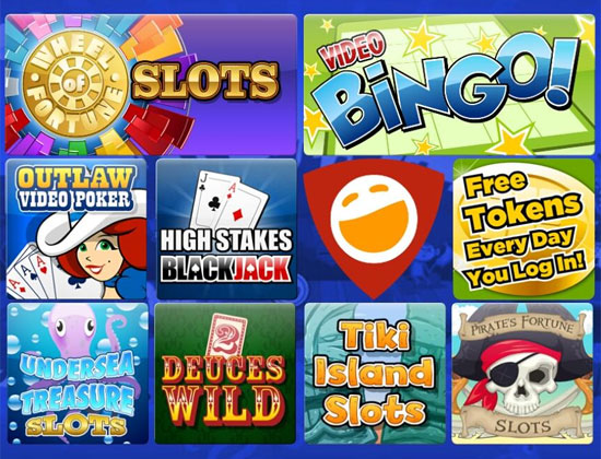 free gsn online games