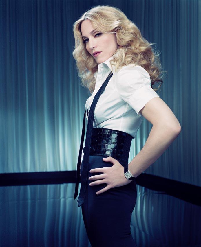 Madonna pop singer