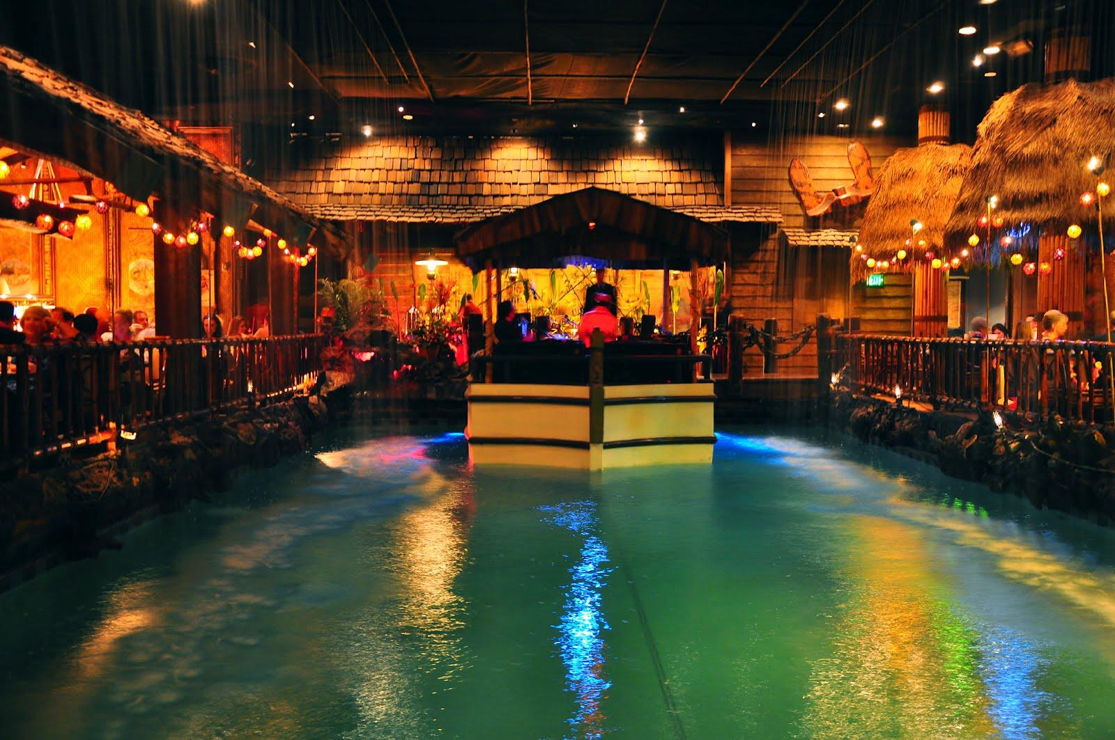 Tiki Bar In San Francisco Hotel
