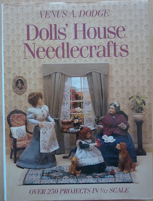 Doll's House Needlecraft,Venus A. DODGE,Miniatures,Doll'sHouse
