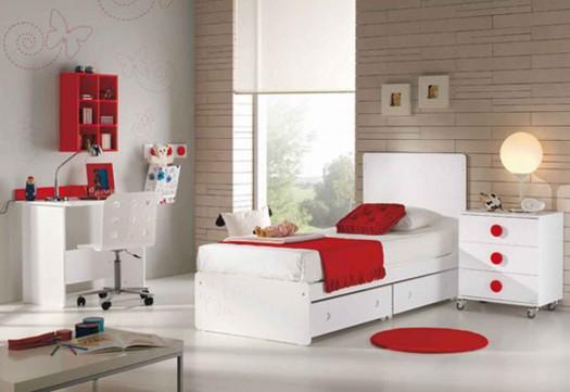 Tendencias de muebles para el dormitorio de bebes y ni os por micuna casas decoracion - Muebles dormitorio ninos ...
