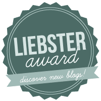 Liebster Award Nominee