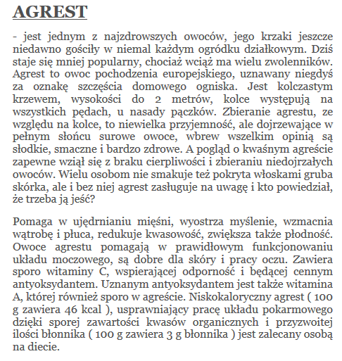 http://zdrowieznatury.blox.pl/2011/08/AGREST.html