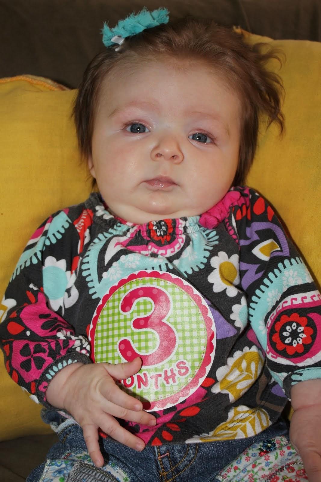 Hannah (Three months)
