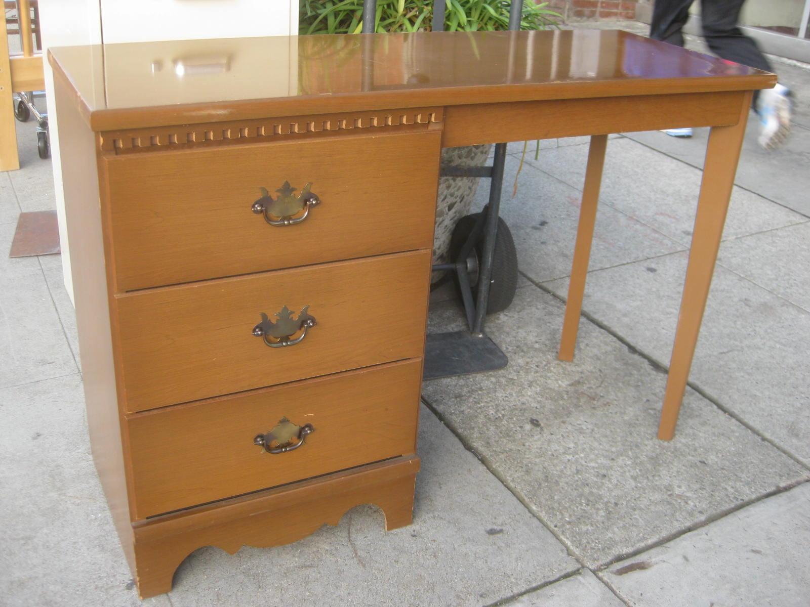 uhuru furniture collectibles sold wooden student desk 30